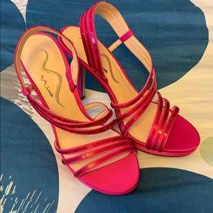 New Nina sandals